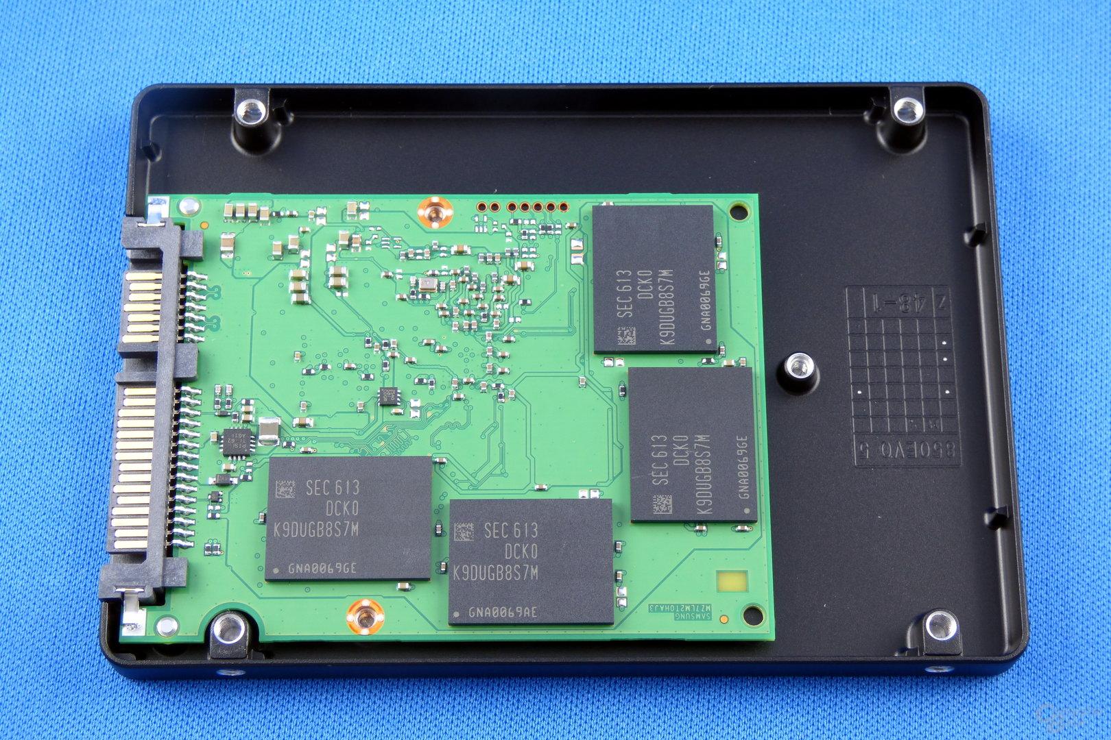 Samsung SSD 850 Evo 4 TB