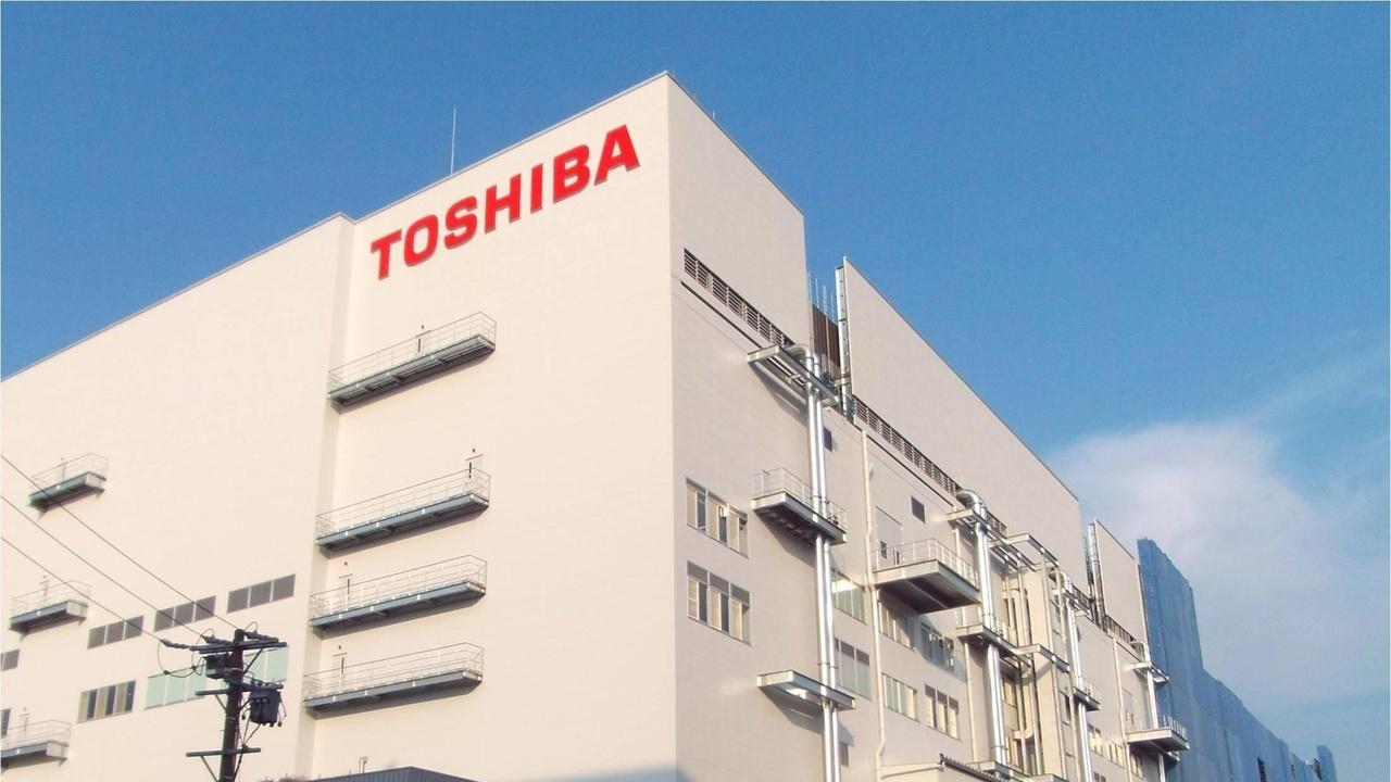 Toshiba und Western Digital: Umgerechnet 13 Mrd. Euro für die 3D-NAND-Produktion