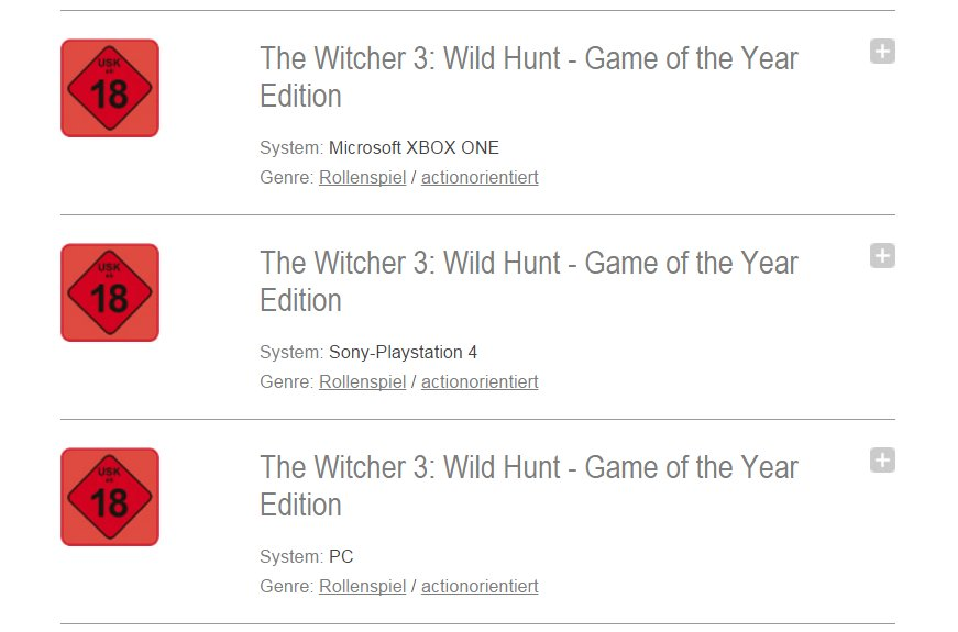 The Witcher 3: Wildhunt kommt als Game of the Year Edition