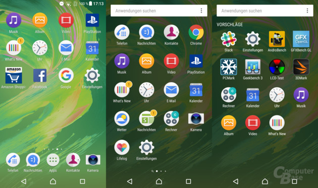Sony Xperia X Performance – Software