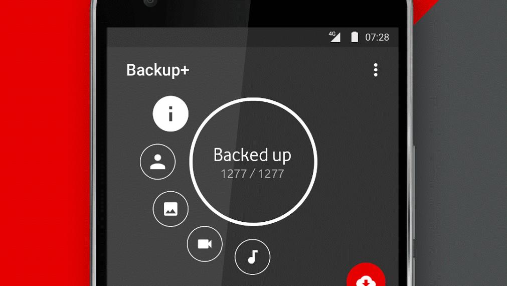 Vodafone Secure MyData: Privatkunden-Cloud mit Servern in Deutschland