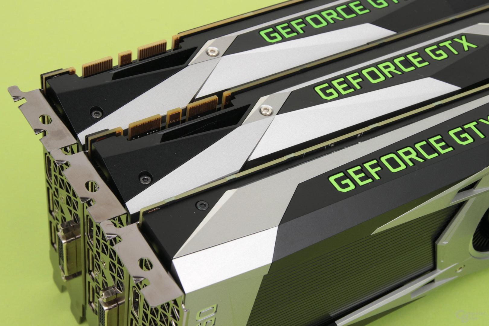 Kein SLI-Anschluss bei der GeForce GTX 1060