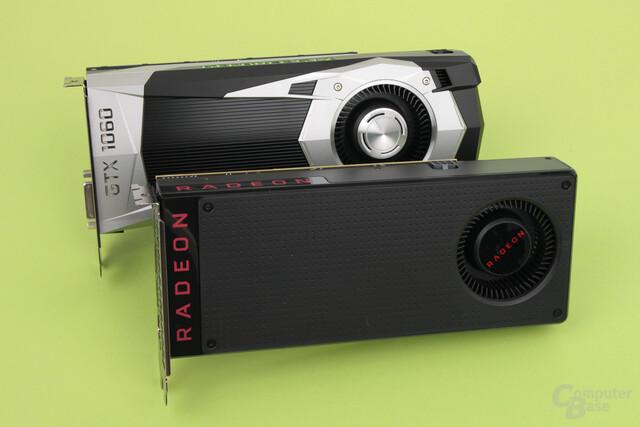 GeForce GTX 1060: Starke Konkurrenz für AMDs RX 480