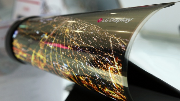 Displays: LG bekräftigt Starttermin für POLED-Massenproduktion