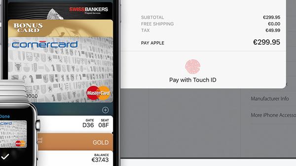 Apple Pay: In der Schweiz mit iPhone, iPad & Apple Watch bezahlen