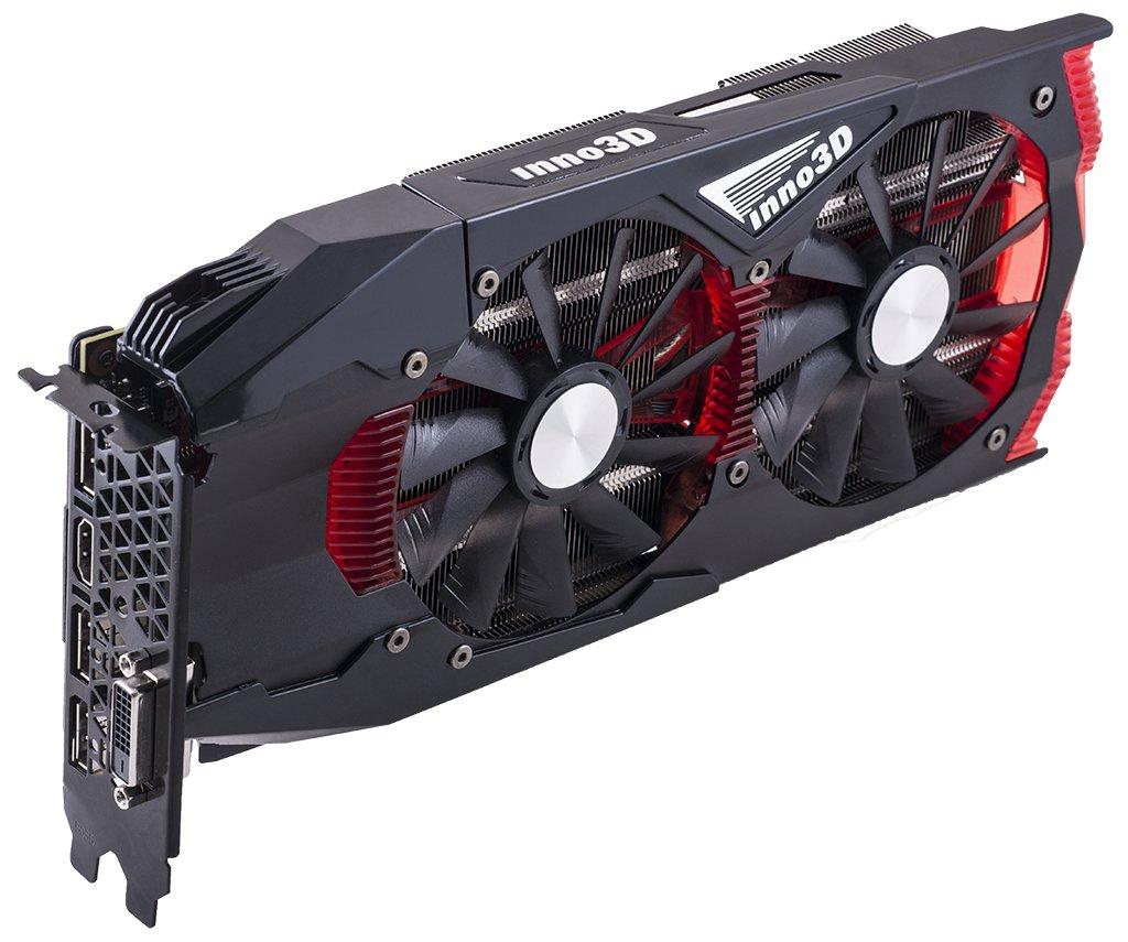Inno3D GeForce GTX 1060 Gaming OC