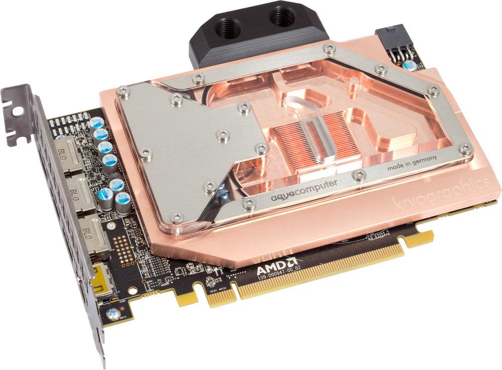 Aqua Computer kryographics RX480