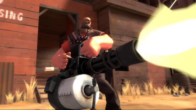 Team Fortress 2: Neuer Wettkampfmodus und Rangsystem