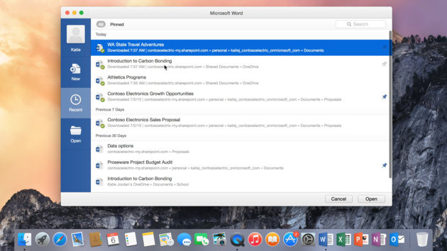 Office 2016 for Mac: Microsoft bereitet 64-Bit-Version vor