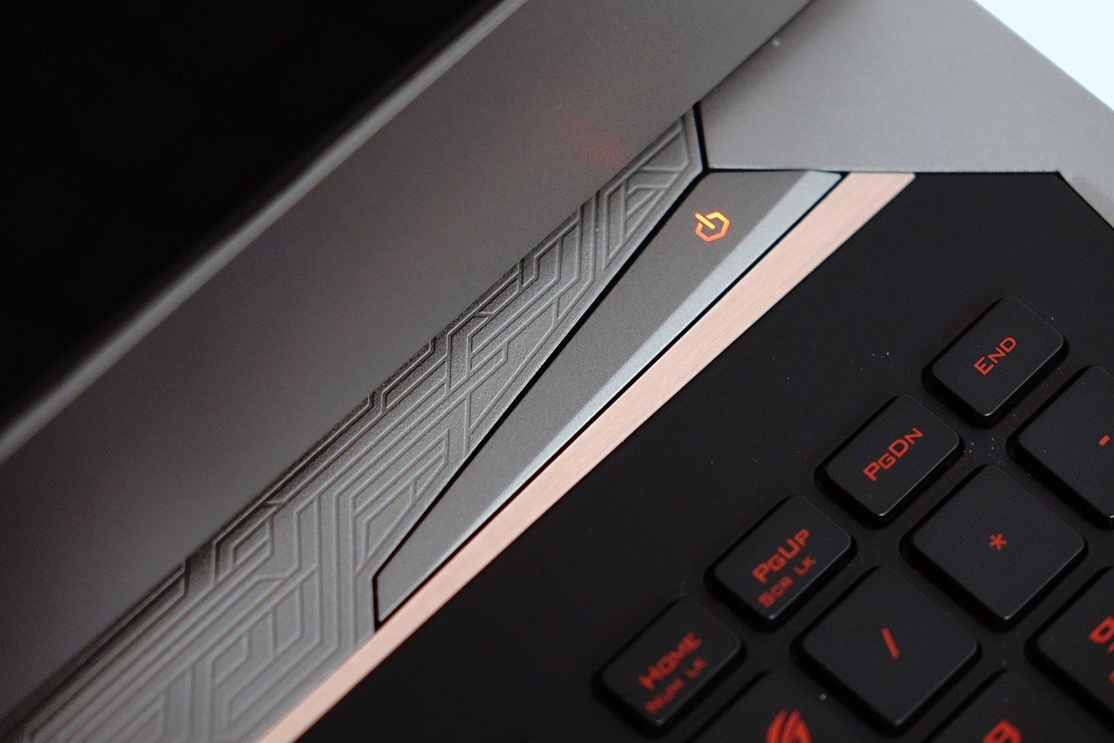 Asus ROG G752VS mit GeForce GTX 1070
