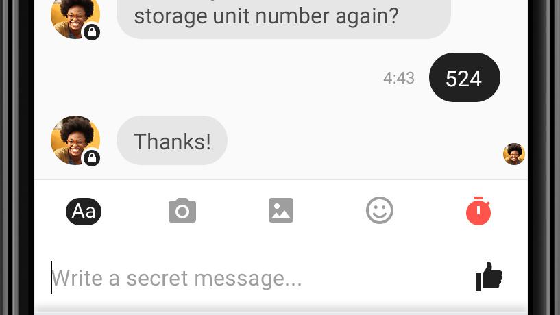 Ende-zu-Ende-Verschlüsselung: Facebook Messenger testet Secret Conversations
