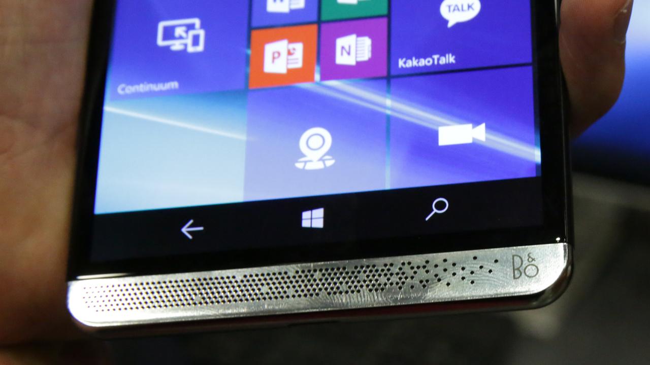 Windows-Smartphone: HP Elite X3 kommt angeblich im September für 699 Euro