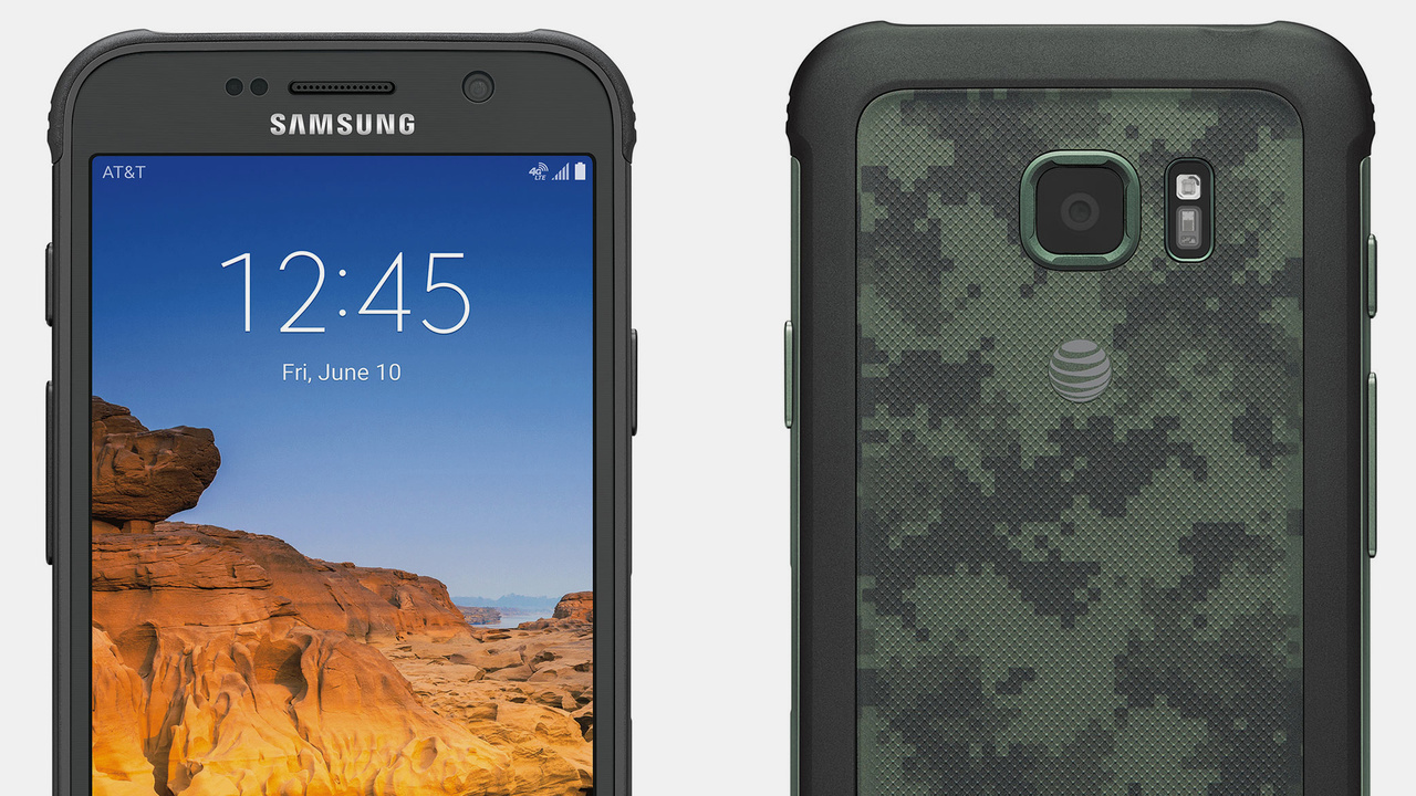 Outdoor-Smartphone: Samsung Galaxy S7 Active nicht immer ganz dicht