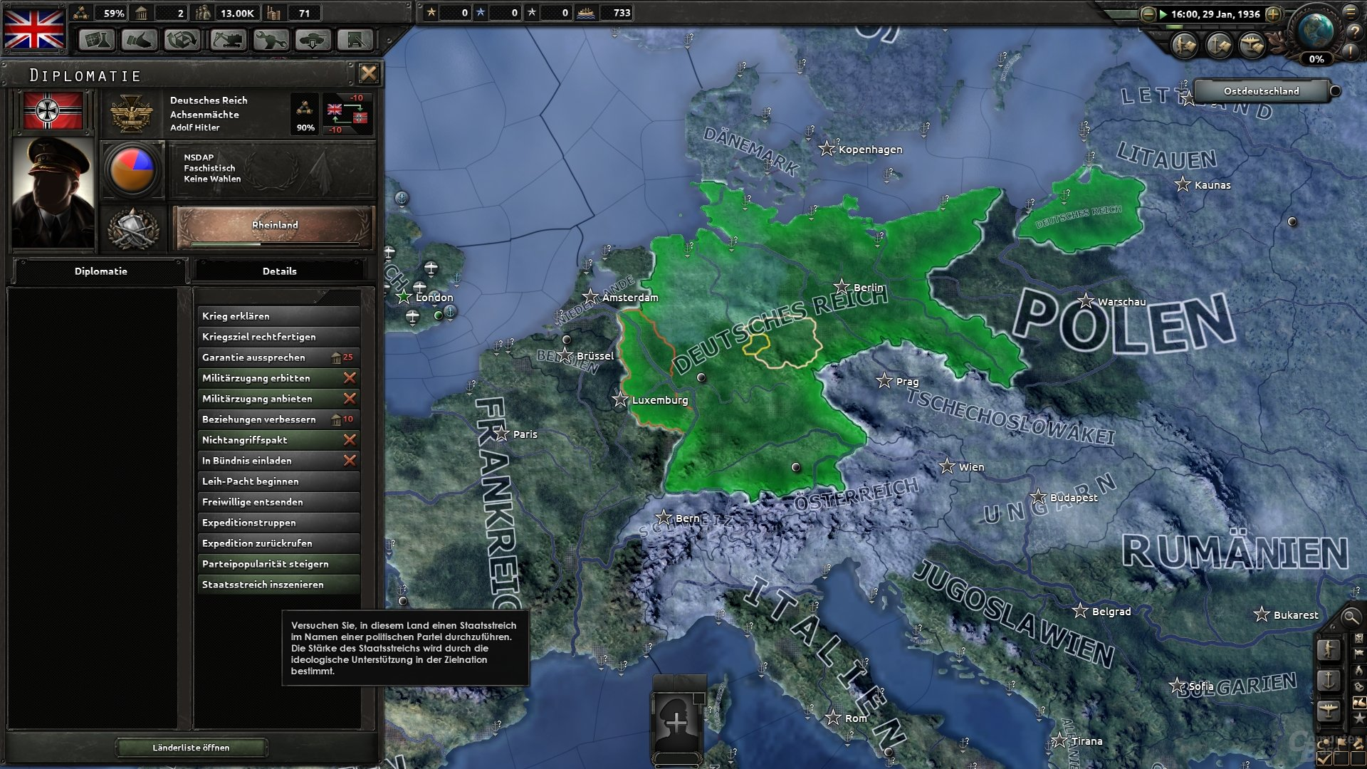 Hearts of Iron 4 im Test