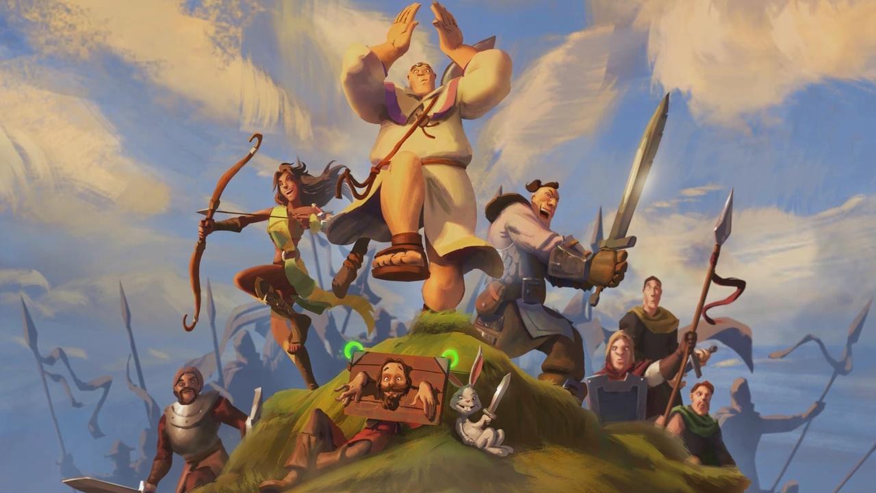 Champions of Anteria: Helden und viel Action ersetzen die Siedler
