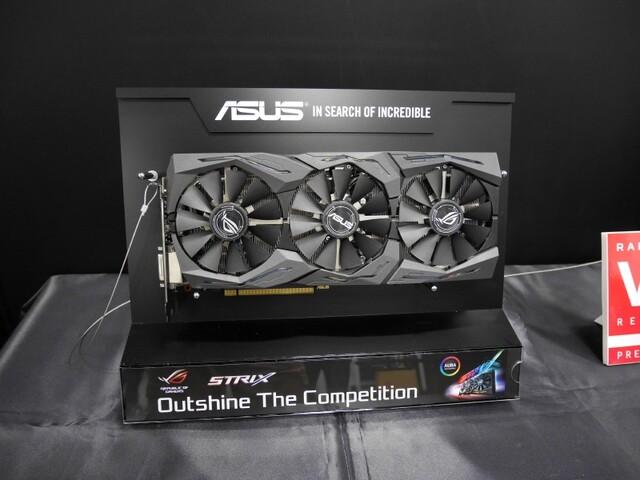 Asus Radeon RX 480 Strix
