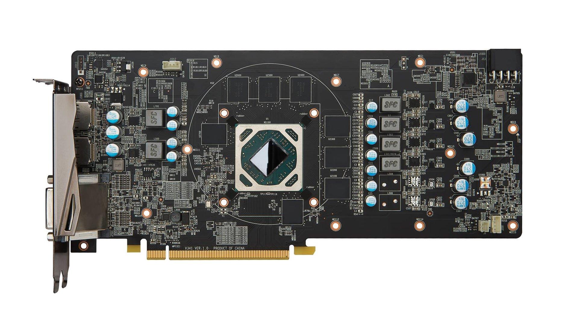 MSI Radeon RX 480 Gaming X