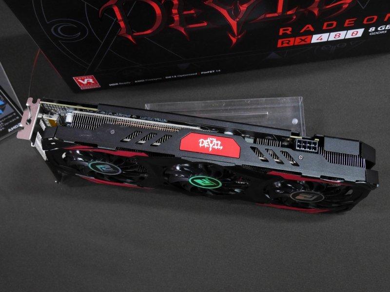 PowerColor Radeon RX 480 Red Devil