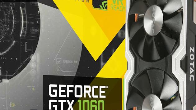 GeForce GTX 1060: Zotac setzt auf Mini und AMP, Palit auf JetStream und Dual
