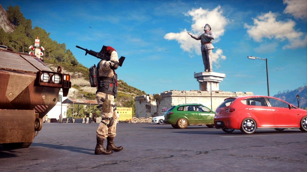Just Cause 3: Multiplayer-Mod JC3-MP wird eingestellt