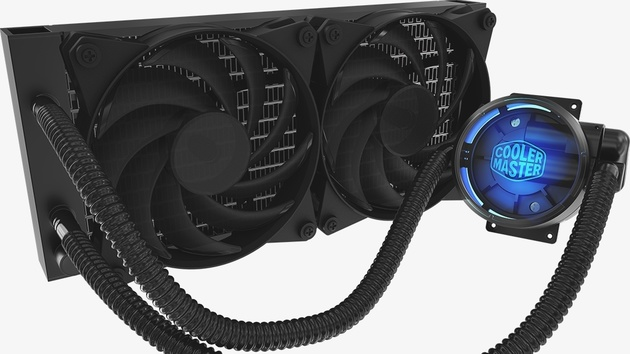 Cooler Master MasterLiquid: AiO-Kühler soll dank Doppelkammer lange leben