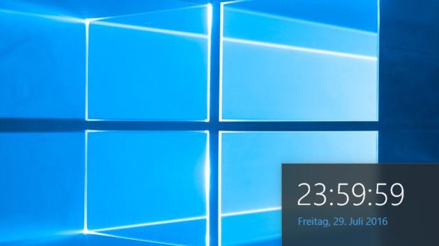 Windows 10: Kostenlose Upgrade-Aktion endet am 29.Juli um 23:59Uhr