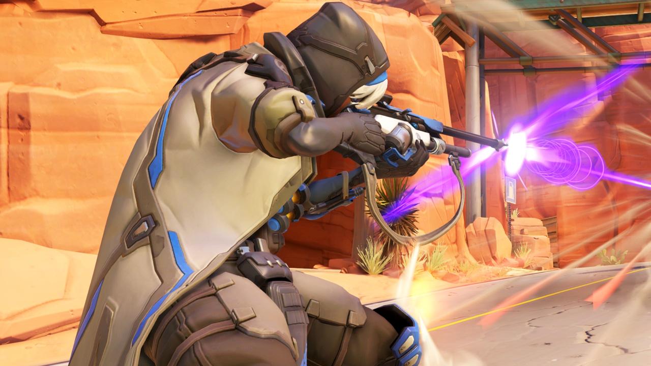 Overwatch: Neue Heldin Ana ist Heiler-Scharfschützin