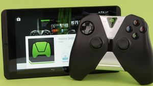 Nvidia Shield Tablet: Upgrade bringt Unterstützung für Android Professional Audio