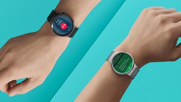 Android Wear 2.0: Zweite Developer Preview mit Handgelenk-Gesten für Apps