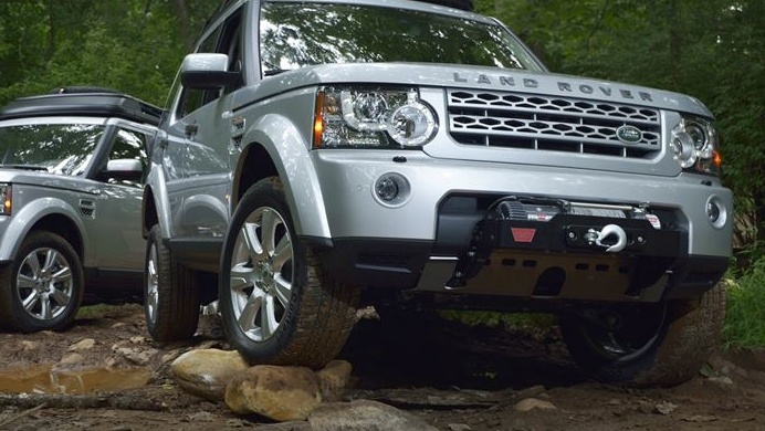 Autonomes Fahren: Jaguar Land Rover testet im Gelände