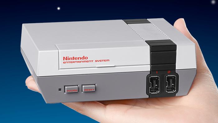 Nintendo Classic Mini: Neuauflage des NES mit 30 vorinstallierten Spielen