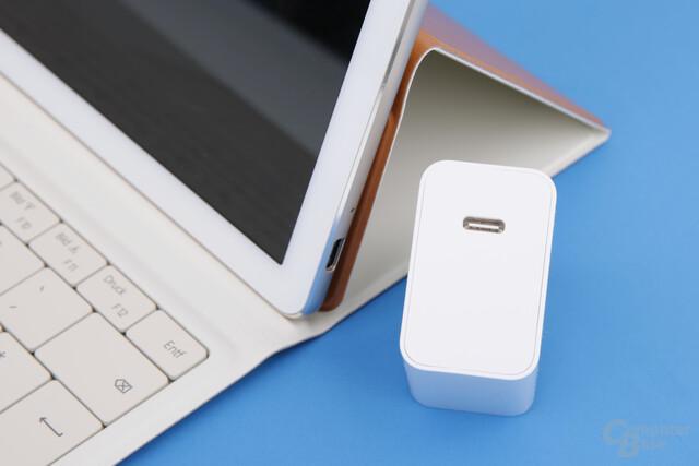 USB-Typ-C-Netzteil mit bis zu 24 Watt