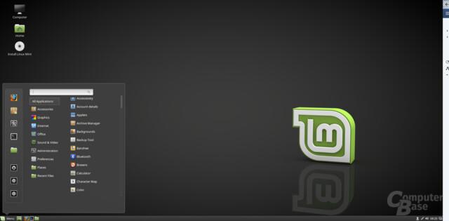 Desktop im neuen Gewand