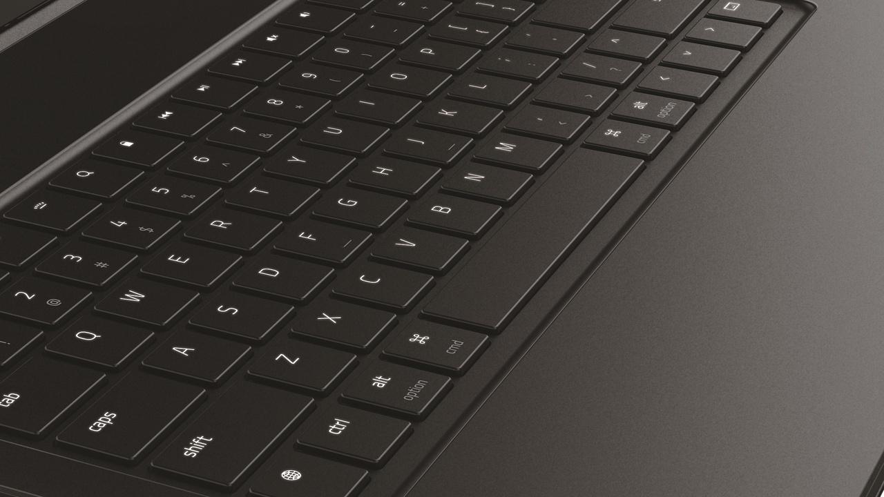Razer: Flache mechanische Taster für iPad-Tastatur