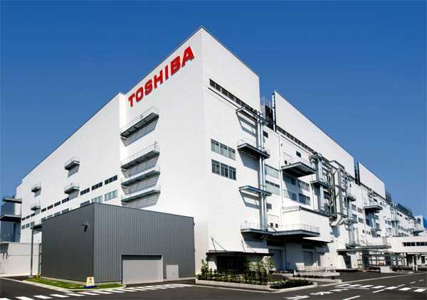 Toshibas 3D-NAND-Fabrik Fab 2
