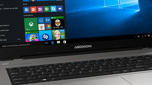 Medion Akoya E7420: Aldi-Notebook mit weniger Ausstattung neu aufgelegt