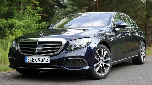 Teilautomatisiertes Fahren: 2.000km mit E‑Klasse und DrivePilot von Mercedes-Benz