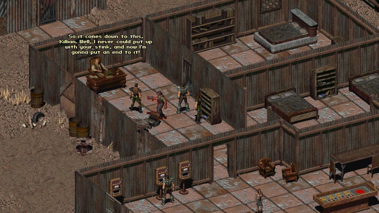 Fallout 1.5 Resurrection: Fans präsentieren ein neues Fallout im Stil der Klassiker