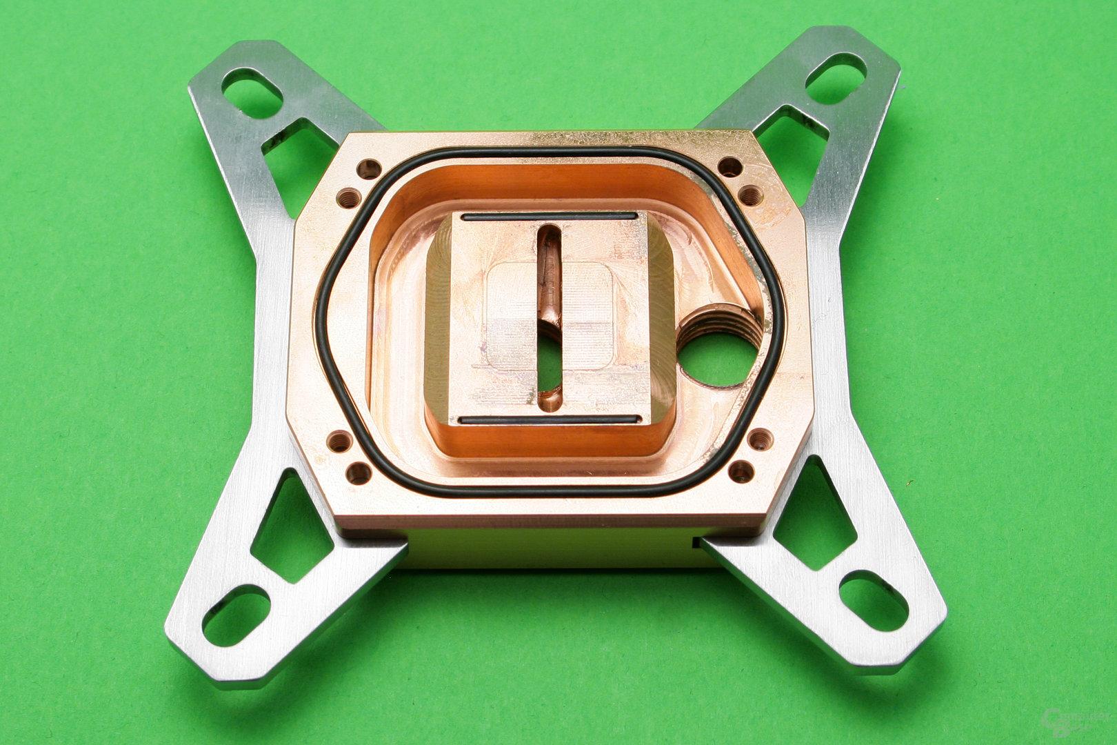 Watercool Heatkiller IV Pro Pure Copper: Deckel