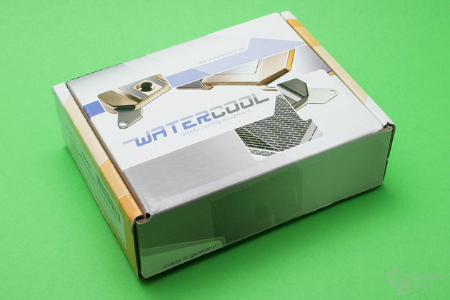 Watercool Heatkiller IV Pro Pure Copper: Verpackung