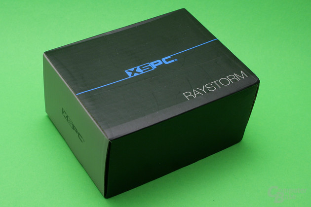 XSPC Raystorm Pro: Verpackung