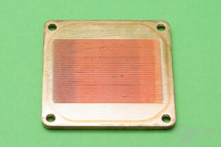 XSPC Raystorm Pro: Bodenplatte