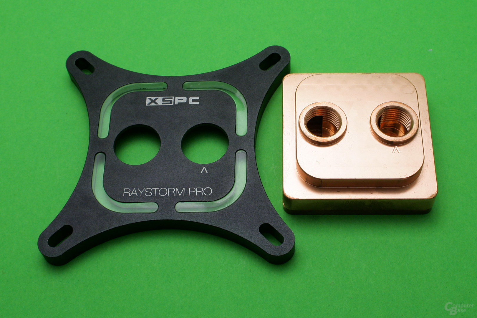 XSPC Raystorm Pro: Montagerahmen ist nicht fixiert