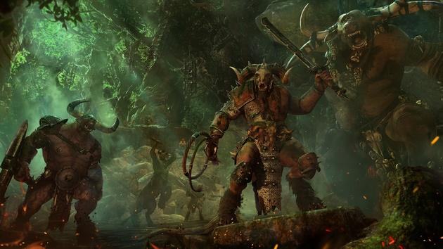 "Total War: Warhammer: DLC ""Ruf der Tiermenschen"" kommt am 28. Juli"