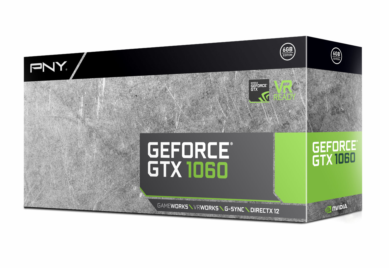 PNY GeForce GTX 1060