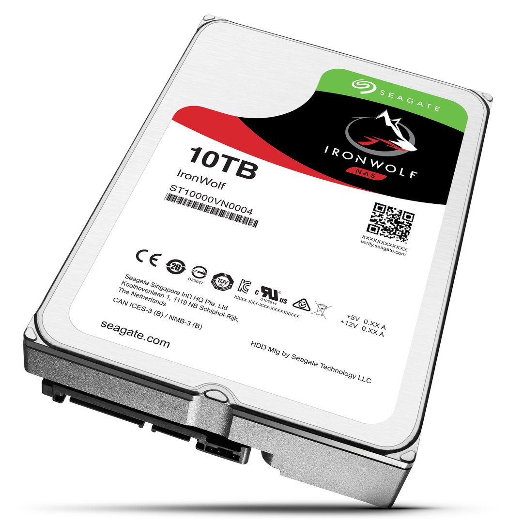 Seagate IronWolf 10 TB