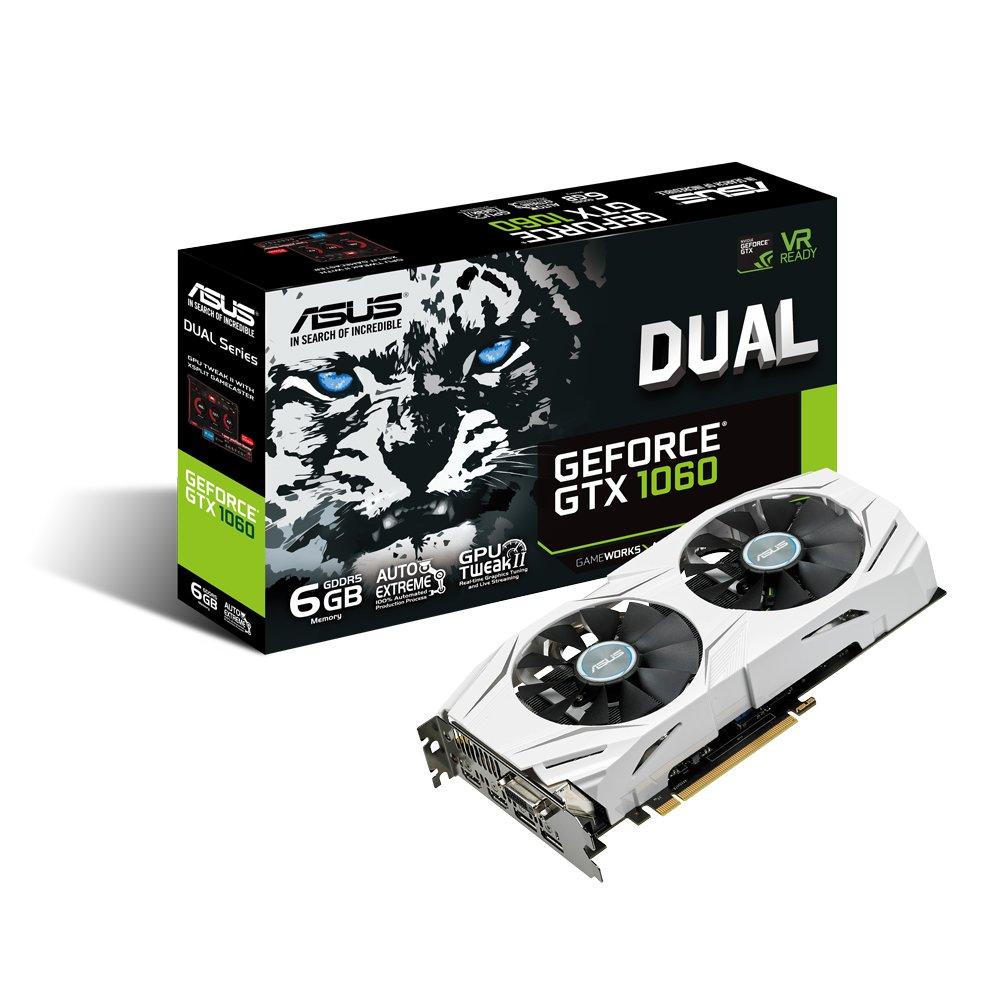 GeForce GTX 1060 von Asus