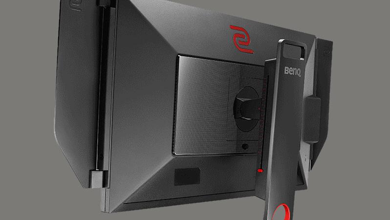 Zowie XL2735: BenQs neues Gaming-Display fährt die Schilde hoch