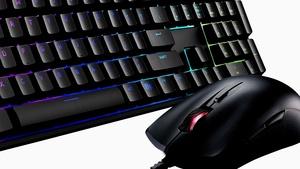 Cooler Master MasterKeys Lite: Bundle aus Maus und Tastatur mit RGB-Beleuchtung