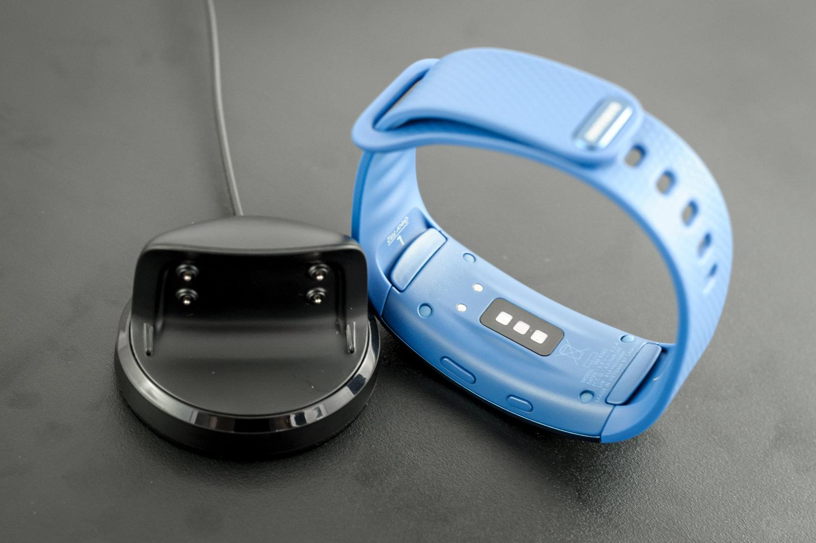 Samsung Gear Fit2 – Ladekonzept